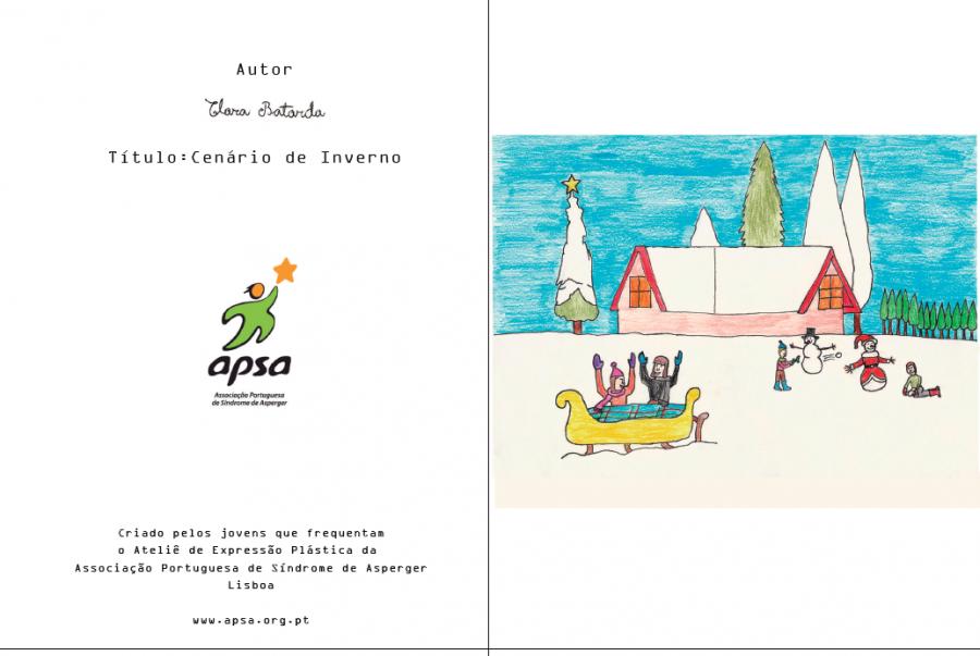 Postal de Natal APSA